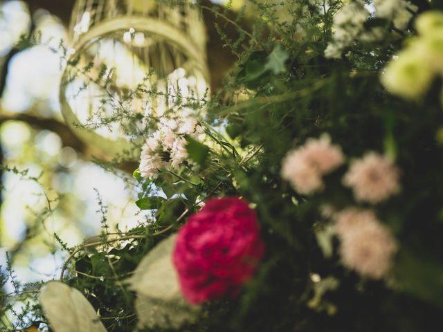 Le mariage de Guillaume et Laurie à Les Mages, Gard 4
