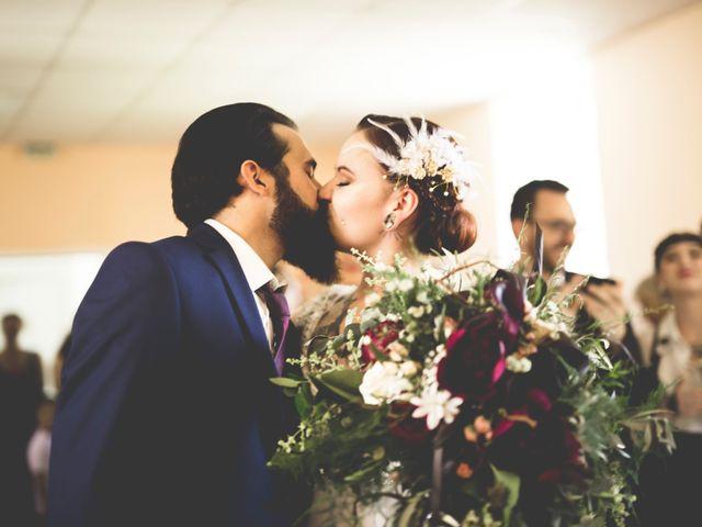 Le mariage de Guillaume et Laurie à Les Mages, Gard 15