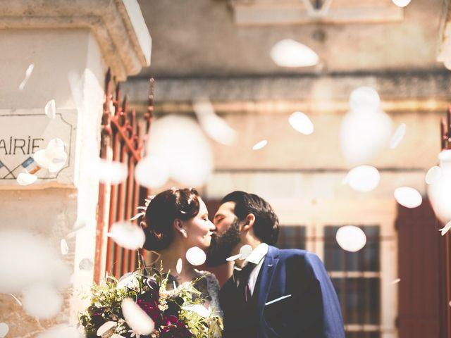 Le mariage de Guillaume et Laurie à Les Mages, Gard 19