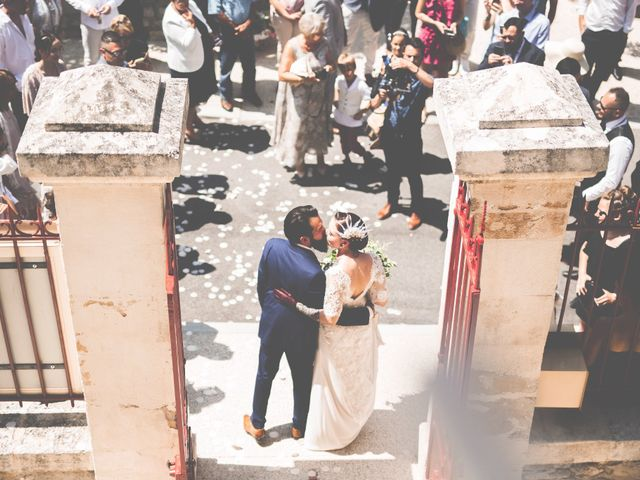 Le mariage de Guillaume et Laurie à Les Mages, Gard 20