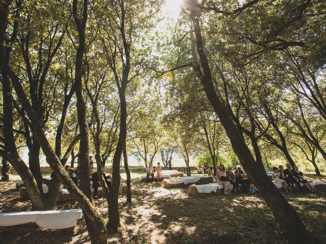 Le mariage de Guillaume et Laurie à Les Mages, Gard 24