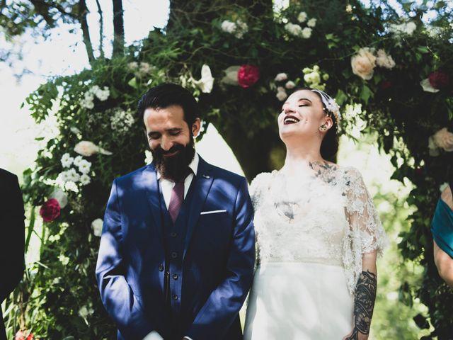 Le mariage de Guillaume et Laurie à Les Mages, Gard 27