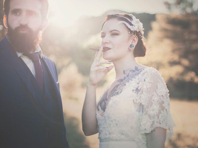 Le mariage de Guillaume et Laurie à Les Mages, Gard 32