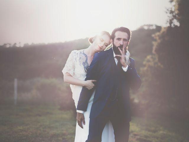 Le mariage de Guillaume et Laurie à Les Mages, Gard 35