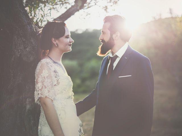 Le mariage de Guillaume et Laurie à Les Mages, Gard 37