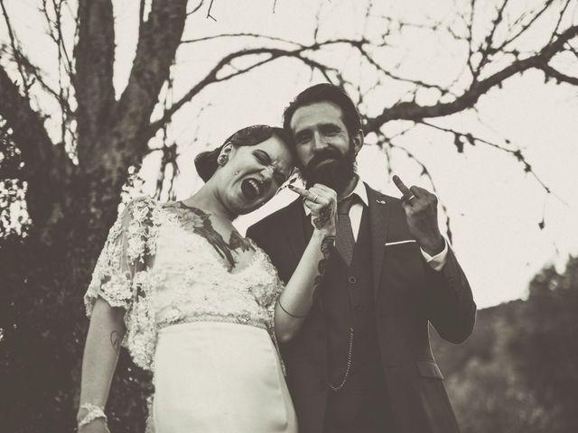 Le mariage de Guillaume et Laurie à Les Mages, Gard 39