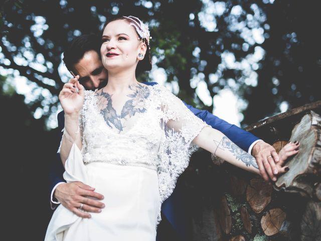 Le mariage de Guillaume et Laurie à Les Mages, Gard 41