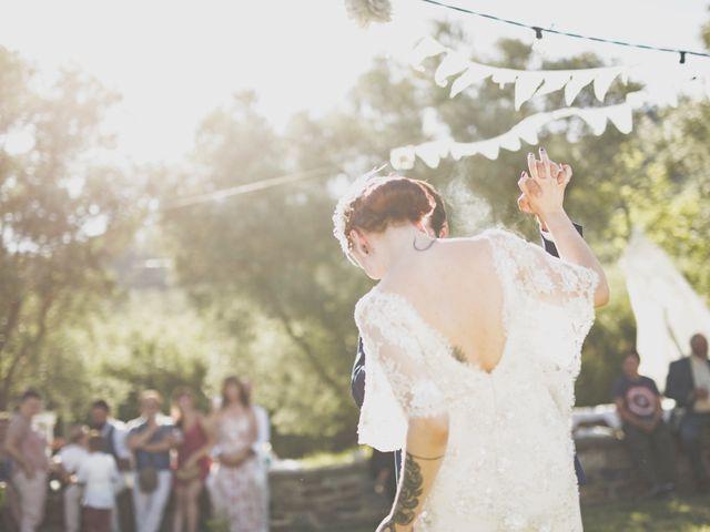 Le mariage de Guillaume et Laurie à Les Mages, Gard 45