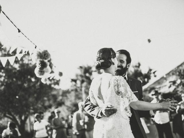 Le mariage de Guillaume et Laurie à Les Mages, Gard 46