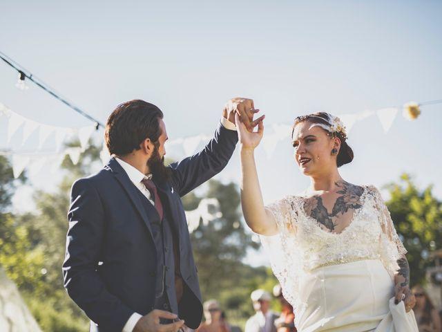 Le mariage de Guillaume et Laurie à Les Mages, Gard 47