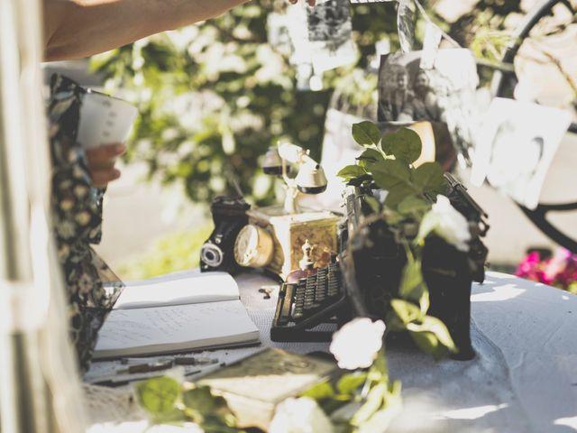 Le mariage de Guillaume et Laurie à Les Mages, Gard 49