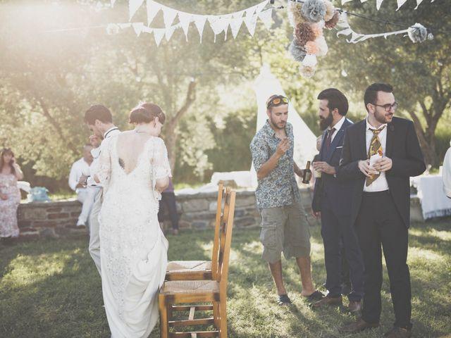 Le mariage de Guillaume et Laurie à Les Mages, Gard 52