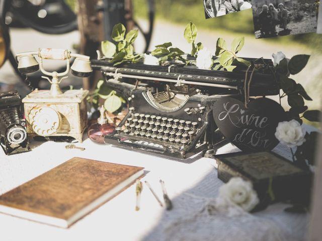 Le mariage de Guillaume et Laurie à Les Mages, Gard 54