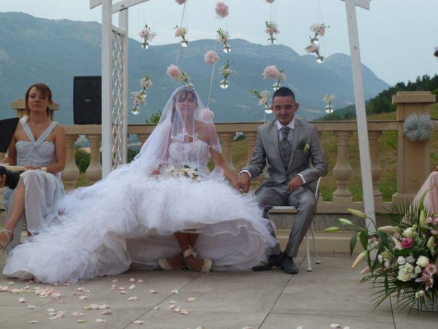 Le mariage de Brice et Coralie à Sassenage, Isère 9