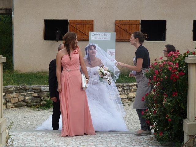Le mariage de Brice et Coralie à Sassenage, Isère 2