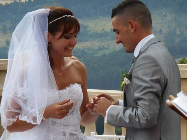 Le mariage de Brice et Coralie à Sassenage, Isère 12