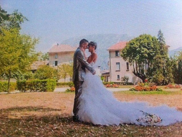 Le mariage de Brice et Coralie à Sassenage, Isère 13
