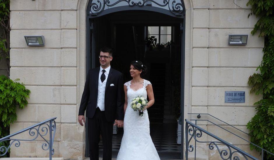 Le mariage de Vincent et Marie à Chantonnay, Vendée