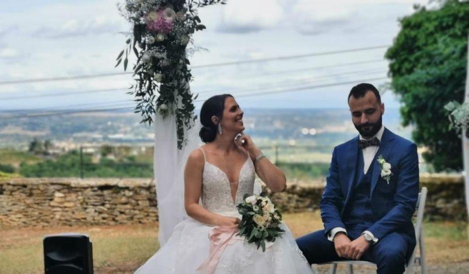 Le mariage de Tony et Jessica à Anse, Rhône