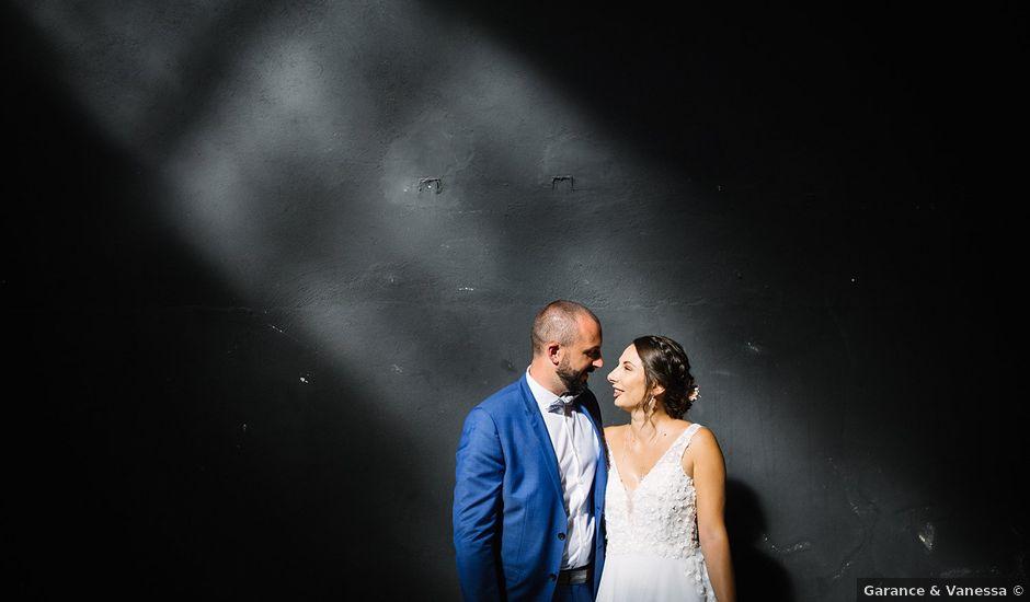 Le mariage de Gautier et Emeline à Bourg-de-Thizy, Rhône