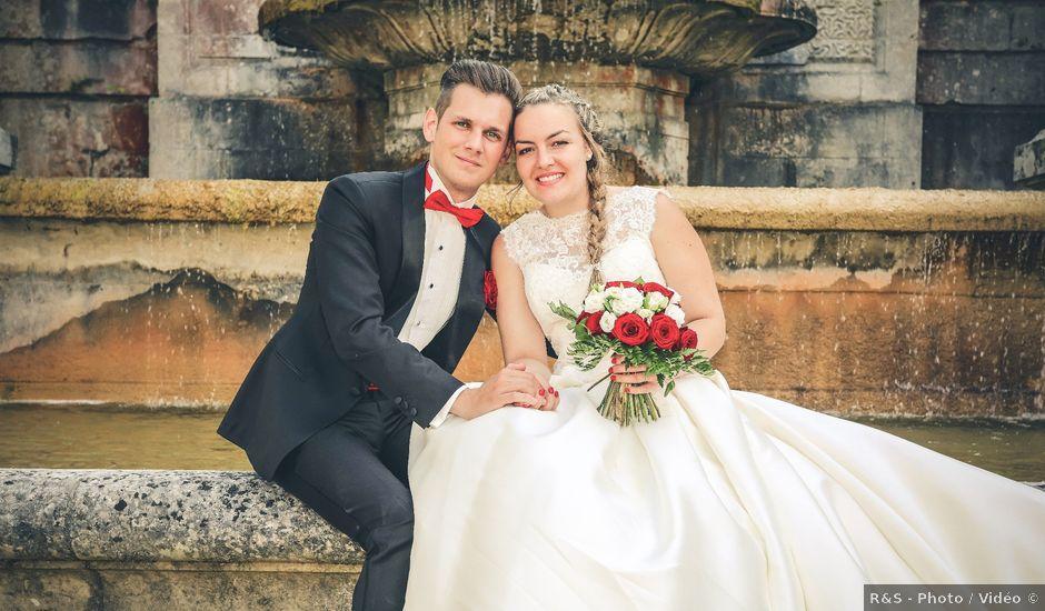 Le mariage de Thomas et Audrey à Vernon, Eure