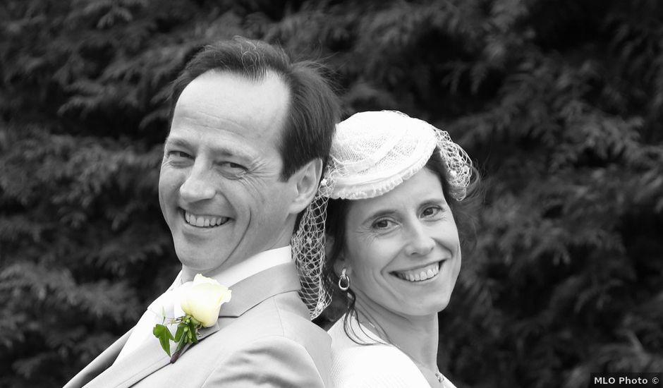 Le mariage de Eric et Sabine à La Chapelle-sur-Erdre, Loire Atlantique