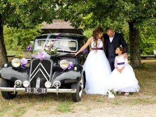 Le mariage de Céline   et  Nicolas