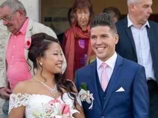 Le mariage de Phuong et Amaury 2