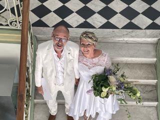 Le mariage de Véronique et Christian