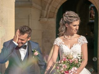Le mariage de Christelle et Damien 1