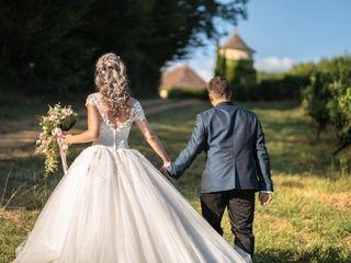 Le mariage de Christelle et Damien