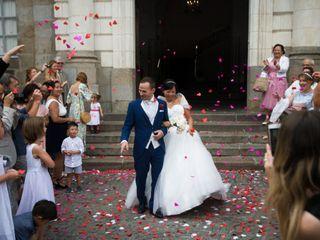 Le mariage de Sophie et Mathieu 1