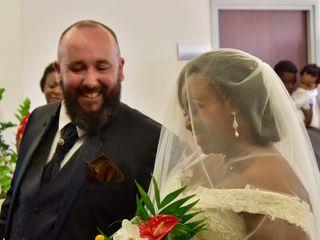 Le mariage de Gaëlle  et BARIL