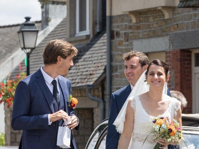 Le mariage de Thibault et Amélie à Mont-Dol, Ille et Vilaine 8