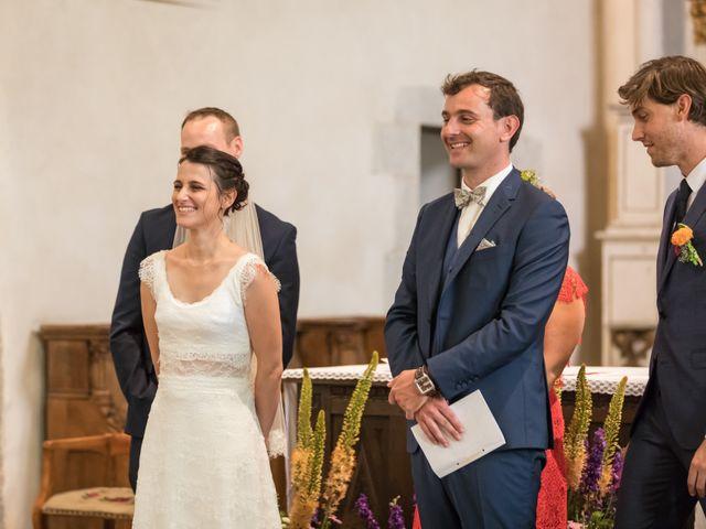 Le mariage de Thibault et Amélie à Mont-Dol, Ille et Vilaine 14