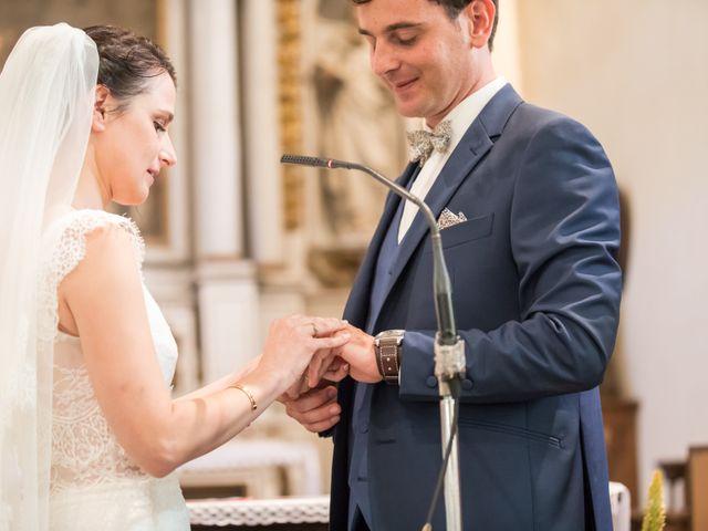 Le mariage de Thibault et Amélie à Mont-Dol, Ille et Vilaine 16