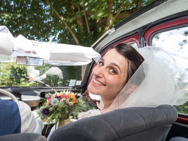 Le mariage de Thibault et Amélie à Mont-Dol, Ille et Vilaine 1
