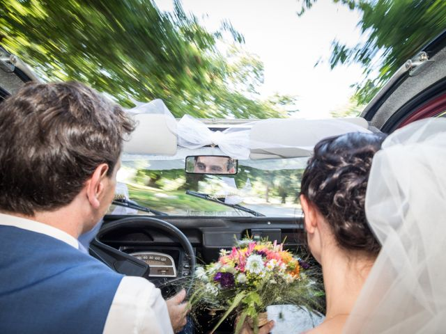 Le mariage de Thibault et Amélie à Mont-Dol, Ille et Vilaine 21