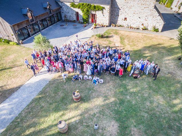 Le mariage de Thibault et Amélie à Mont-Dol, Ille et Vilaine 29