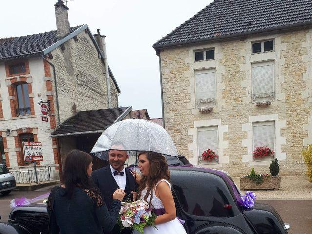 Le mariage de  Nicolas  et Céline   à Clairvaux sur Aube, Aube 2