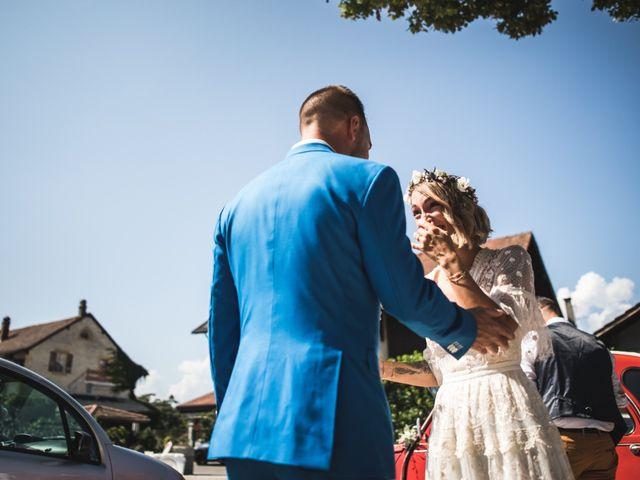 Le mariage de Mallory et Bryonie à Veigy-Foncenex, Haute-Savoie 4