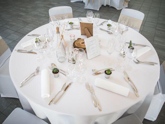 Le mariage de Mallory et Bryonie à Veigy-Foncenex, Haute-Savoie 16