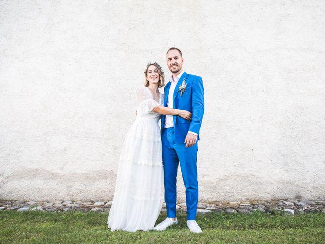Le mariage de Mallory et Bryonie à Veigy-Foncenex, Haute-Savoie 19