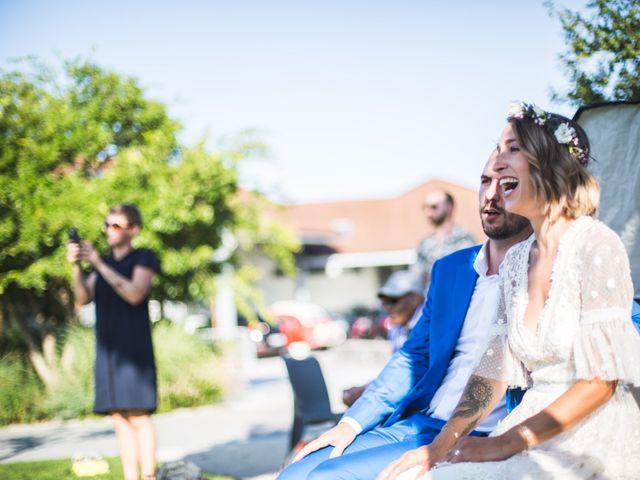 Le mariage de Mallory et Bryonie à Veigy-Foncenex, Haute-Savoie 23