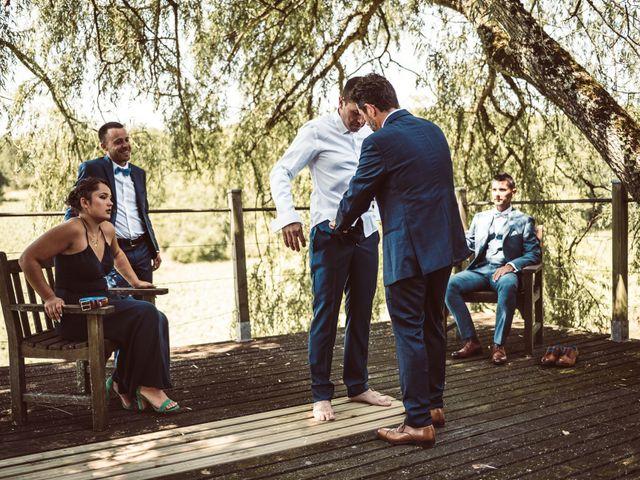 Le mariage de Cédric et Céline à Villetoureix, Dordogne 1