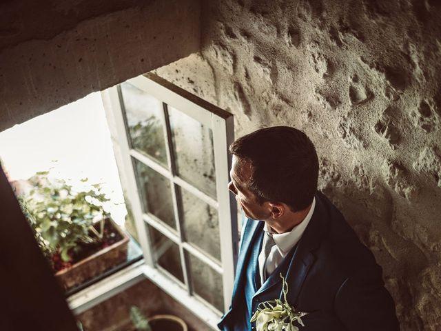 Le mariage de Cédric et Céline à Villetoureix, Dordogne 4