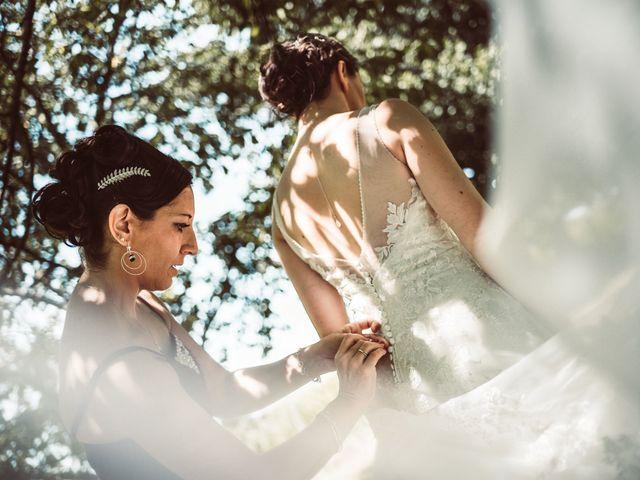 Le mariage de Cédric et Céline à Villetoureix, Dordogne 5