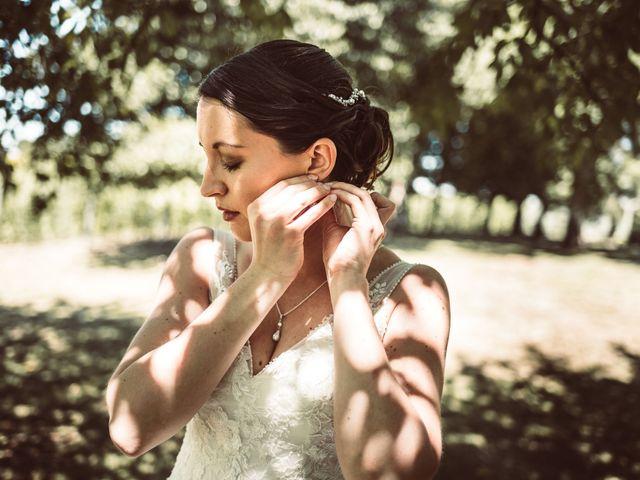 Le mariage de Cédric et Céline à Villetoureix, Dordogne 7