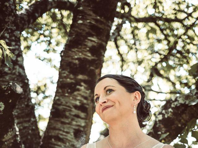 Le mariage de Cédric et Céline à Villetoureix, Dordogne 8