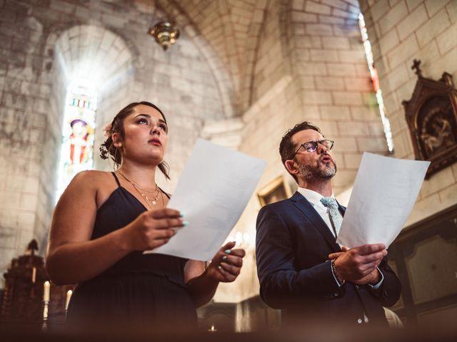 Le mariage de Cédric et Céline à Villetoureix, Dordogne 13
